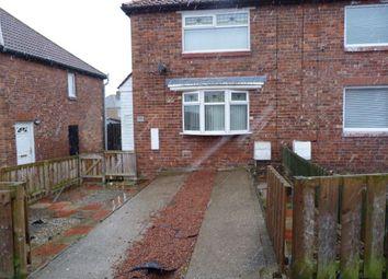 Thumbnail 2 bed terraced house for sale in Glenhurst Road, Peterlee