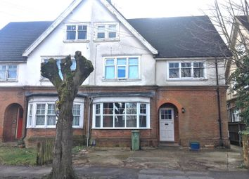 Thumbnail 1 bed flat to rent in Church Lane East, Aldershot
