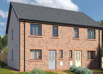Thumbnail 3 bed semi-detached house to rent in St. Bridget's, Low Road, Brigham, Cockermouth