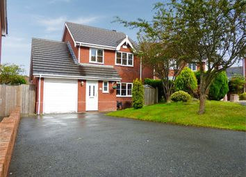 Thumbnail 3 bed detached house for sale in Bryn Garan, Colwyn Bay, Conwy
