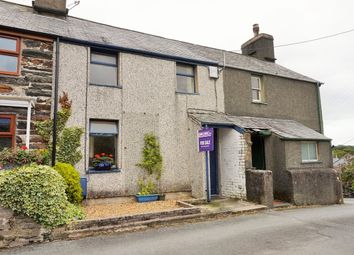 Thumbnail 2 bed terraced house for sale in Penrhyndeudraeth, Penrhyndeudraeth