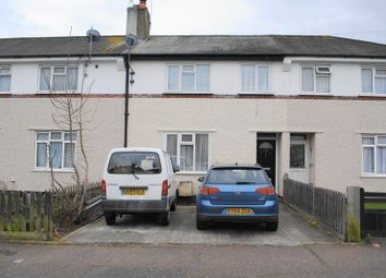 Thumbnail 3 bed terraced house for sale in Danescroft Drive, Leigh On Sea, Essex
