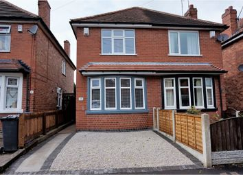 Thumbnail 3 bed semi-detached house for sale in Wynton Avenue, Alvaston