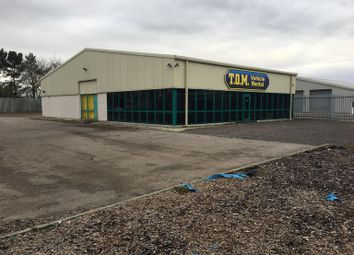 Thumbnail Industrial to let in Balmakeith Park, Nairn