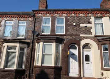 Thumbnail 3 bed terraced house to rent in Woodbine Street, Liverpool