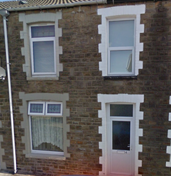 Thumbnail 3 bed terraced house to rent in Stuart Street, Merthyr Tydfil