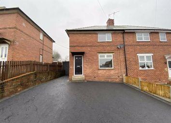Thumbnail 3 bed semi-detached house for sale in Glebe Crescent, Ilkeston, Derbyshire