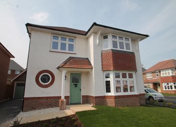 Thumbnail Detached house to rent in Umpire Close, Birmingham