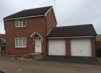 Thumbnail 1 bedroom flat to rent in Rothbart Way, Hampton Hargate Peterborough 8Dz, Peterborough