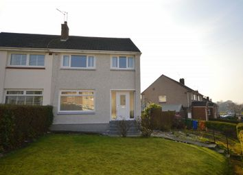 Thumbnail 3 bed semi-detached house for sale in 17 Stirling Drive, Glasgow