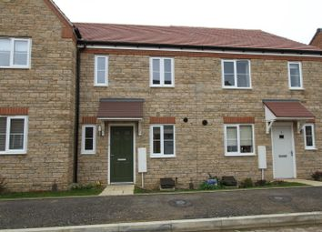 Thumbnail 2 bed terraced house to rent in Dunnock Road, Banbury