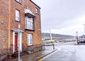 Thumbnail 2 bed flat to rent in Cambrian Place, Maritime Quarter, Swansea