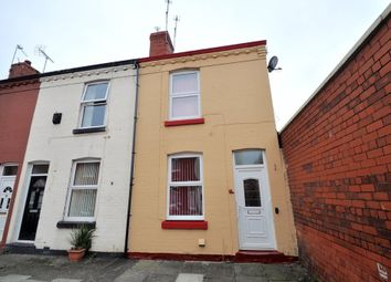 Thumbnail 2 bedroom end terrace house for sale in Bisley Street, Wallasey