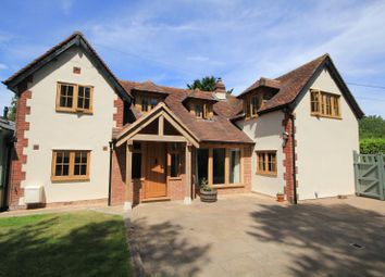 Thumbnail Detached house for sale in The Hamlet, Gallowstree Common