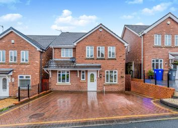 Thumbnail 5 bed detached house for sale in William Coltman Way, Tunstall, Stoke-On-Trent