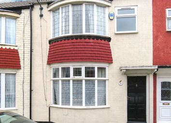 Thumbnail 3 bedroom end terrace house for sale in Wake Street, Middlesbrough