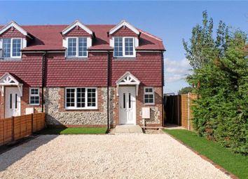 Thumbnail 3 bed end terrace house for sale in Toddington Lane, Littlehampton, West Sussex