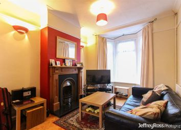 Thumbnail 3 bedroom terraced house to rent in Arabella Street, Roath, Cardiff