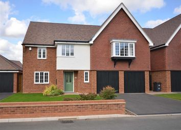 Thumbnail 6 bed detached house for sale in Meadow Croft, Meadow Road, Barlaston, Stoke-On-Trent