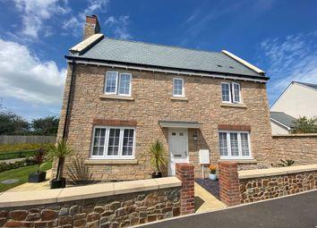 Thumbnail 3 bed detached house for sale in Barracks Road, Fremington, Barnstaple