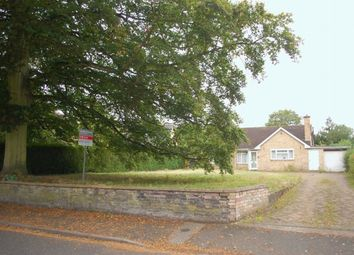 Thumbnail 2 bed detached bungalow for sale in Priory Road, Alcester