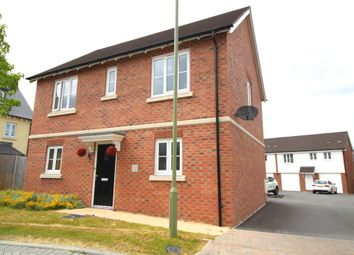 Thumbnail 1 bed town house for sale in Hyde Park, Lords Way, Andover