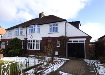 Thumbnail 5 bed semi-detached house for sale in Brampton Road, Carlisle, Cumbria