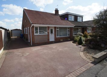 Thumbnail 3 bed semi-detached bungalow to rent in Gisborne Close, Mickleover, Derby