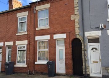 Thumbnail 2 bedroom terraced house to rent in Ridley Street, Leicester