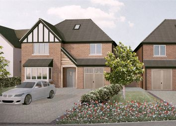 Thumbnail 4 bed detached house for sale in B1, Dumore Hay Lane, Fradley, Lichfield