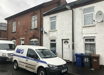 Thumbnail 2 bed terraced house for sale in Princess Street, Burton-On-Trent, Staffordshire