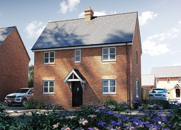 "Thumbnail 3 bedroom detached house for sale in ""The Trelissick"" at Robin Road, Goring-By-Sea, Worthing"