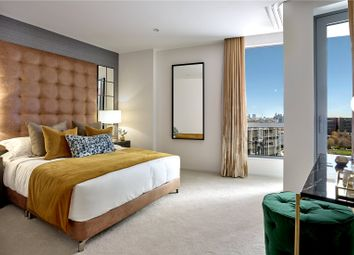 Thumbnail 1 bed flat for sale in Onyx Apartments, Camley Street, King's Cross, London