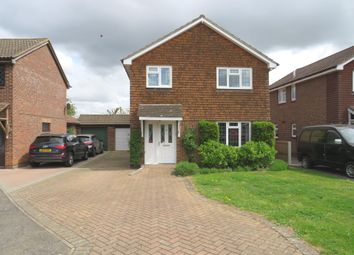 Thumbnail 4 bed detached house for sale in Wey Close, Chatham