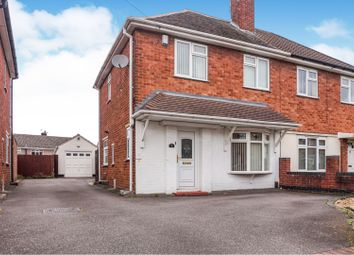 2 bed semi-detached house for sale in Kent Road, Wednesbury WS10