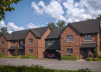 4 bed link-detached house for sale in Brook Grove Development, Bishop's Stortford CM23