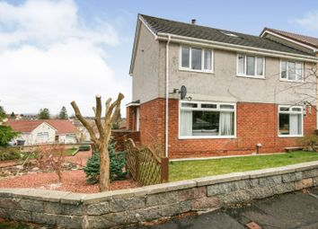 3 bed semi-detached house for sale in Dalveen Court, Glasgow G78