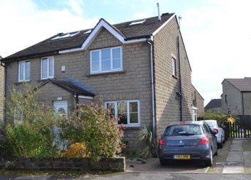 Thumbnail 3 bed semi-detached house for sale in Grouse Moor Lane, Queensbury, Bradford