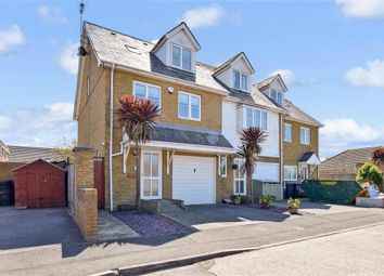 3 bed town house for sale in Kingfisher Close, Margate, Kent CT9