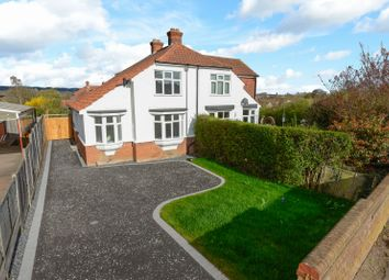 Thumbnail 3 bed semi-detached house for sale in London Road, Maidstone