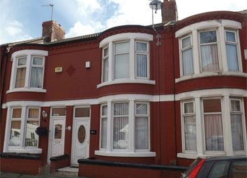 Thumbnail 2 bed terraced house for sale in Willowcroft Road, Wallasey, Merseyside