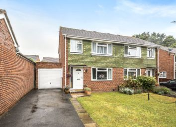 Thumbnail 3 bed semi-detached house for sale in Parkside Road, Thatcham, Berkshire