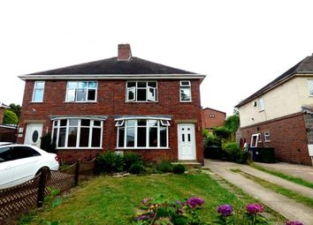 Thumbnail 2 bed semi-detached house to rent in Tamworth Road, Dosthill, Tamworth