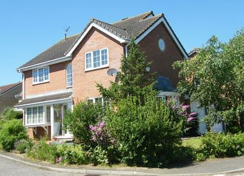 Thumbnail 4 bedroom detached house to rent in Shepherds Fold, Swaffham