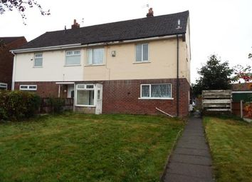 Thumbnail 3 bed end terrace house for sale in Bancroft Road, Widnes, Cheshire