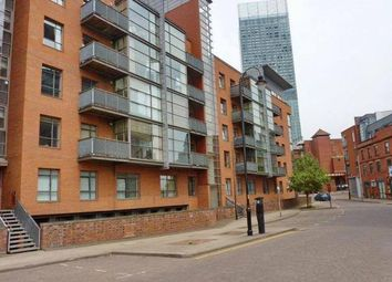 Thumbnail 2 bedroom flat to rent in Deansgate Quays, Manchester