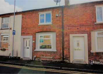 Thumbnail 2 bed terraced house for sale in Sash Street, Stafford