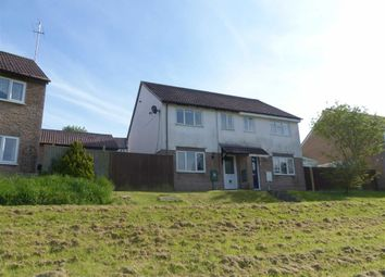 Thumbnail 3 bed semi-detached house for sale in Reedling Close, Weymouth, Dorset