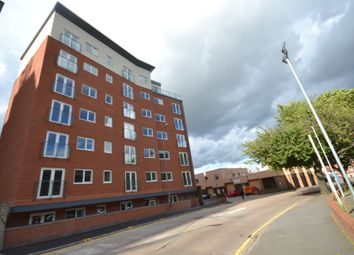 Thumbnail 3 bed flat to rent in Crecy Court, Lee Circle, Leicester