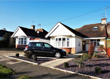 Thumbnail 4 bed semi-detached bungalow for sale in Exford Avenue, Westcliff-On-Sea